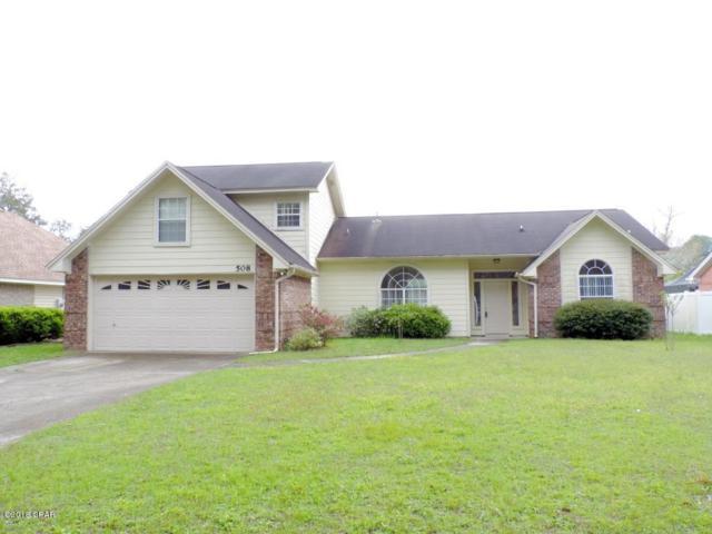 508 Tracey Drive, Panama City, FL 32404 (MLS #669490) :: ResortQuest Real Estate