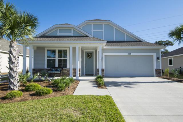 203 Blue Sage Road, Panama City Beach, FL 32413 (MLS #670542) :: ResortQuest Real Estate