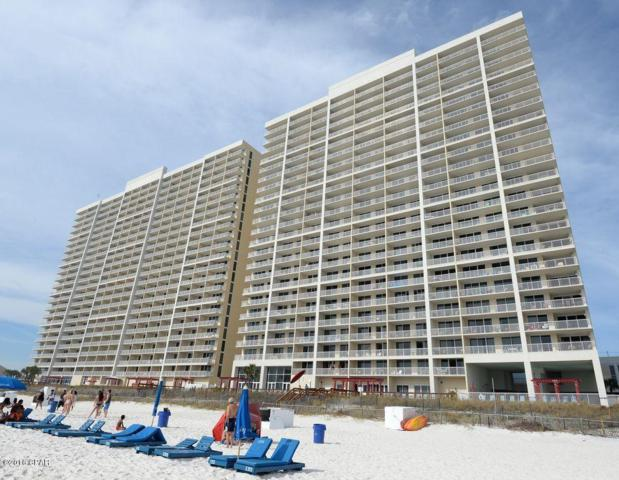 10901 Front Beach Road #301, Panama City Beach, FL 32407 (MLS #671932) :: Keller Williams Emerald Coast