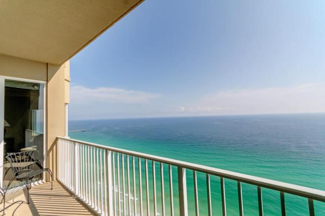 16819 Front Beach Road #2802, Panama City Beach, FL 32413 (MLS #671971) :: Counts Real Estate Group