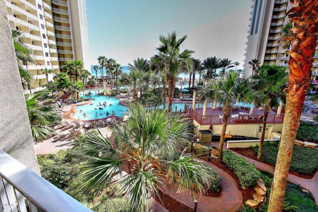 9900 Thomas Drive #909, Panama City Beach, FL 32408 (MLS #672237) :: Berkshire Hathaway HomeServices Beach Properties of Florida