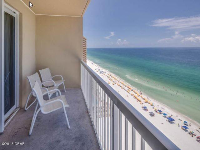 5115 Gulf Drive #1804, Panama City Beach, FL 32408 (MLS #672310) :: Keller Williams Emerald Coast