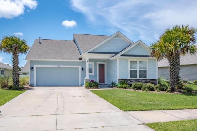 704 Breakfast Point Boulevard Boulevard, Panama City Beach, FL 32407 (MLS #673272) :: Counts Real Estate Group