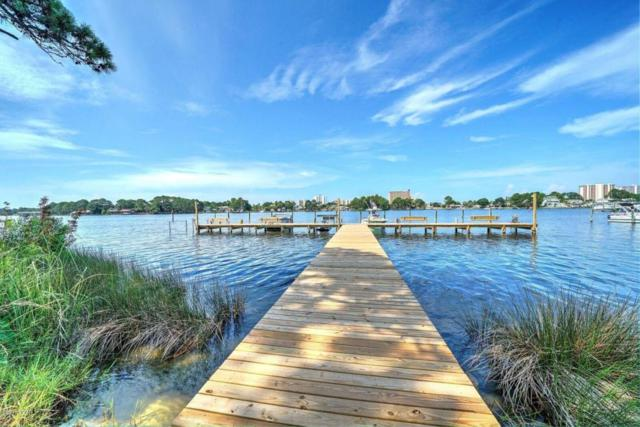 6901 N Lagoon Drive #14, Panama City, FL 32408 (MLS #673949) :: Counts Real Estate Group
