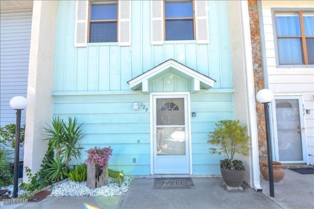 6215 Thomas Drive #129, Panama City Beach, FL 32408 (MLS #674238) :: ResortQuest Real Estate