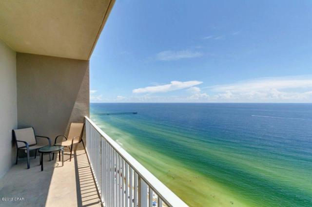 16819 Front Beach Road #2804, Panama City Beach, FL 32413 (MLS #674762) :: ResortQuest Real Estate