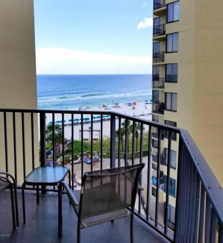 9850 S Thomas Drive 612E, Panama City Beach, FL 32408 (MLS #675911) :: Coast Properties