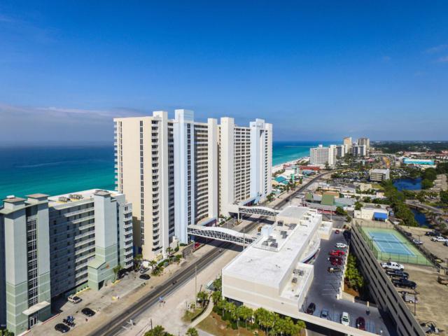 10811 Front Beach Road #2105, Panama City Beach, FL 32407 (MLS #676507) :: Keller Williams Emerald Coast