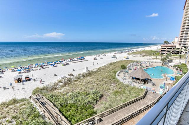 14701 Front Beach Road #536, Panama City Beach, FL 32413 (MLS #676794) :: ResortQuest Real Estate