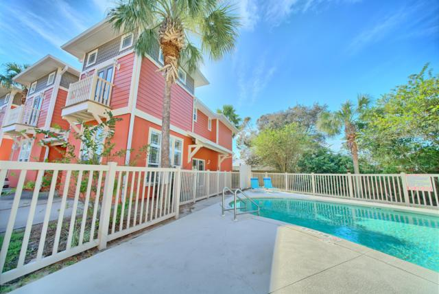 100 Downing U-4, Panama City Beach, FL 32413 (MLS #677542) :: ResortQuest Real Estate