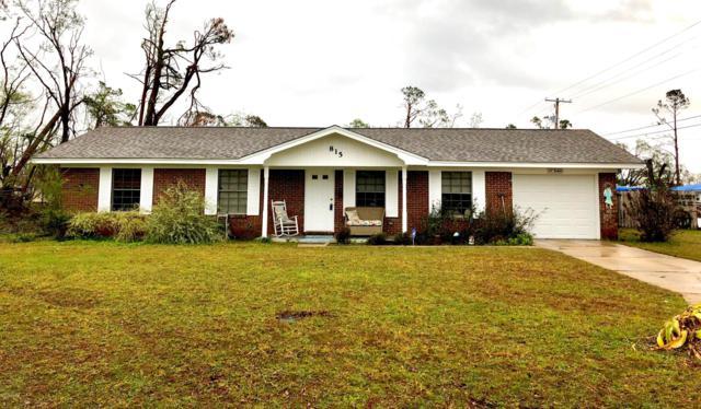 815 Virginia Avenue, Lynn Haven, FL 32444 (MLS #677982) :: Berkshire Hathaway HomeServices Beach Properties of Florida