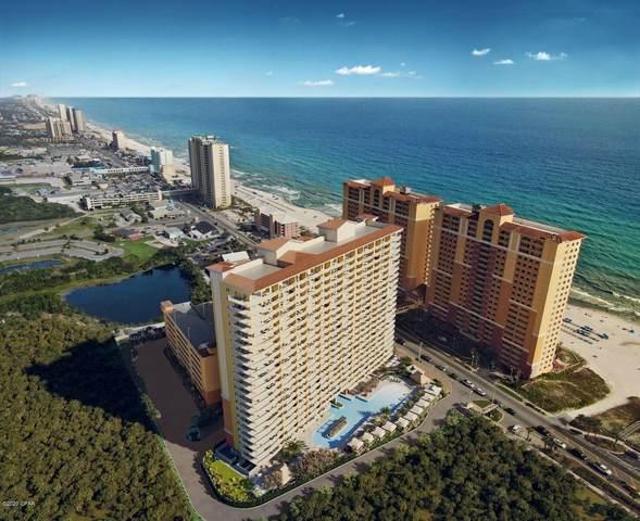15928 Front Beach Road #202, Panama City Beach, FL 32413 (MLS #678071) :: Team Jadofsky of Keller Williams Realty Emerald Coast