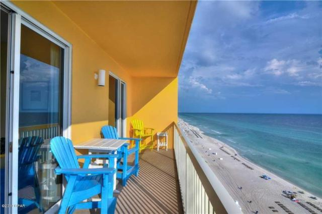 15817 Front Beach Road 1602 - II, Panama City Beach, FL 32413 (MLS #679120) :: CENTURY 21 Coast Properties