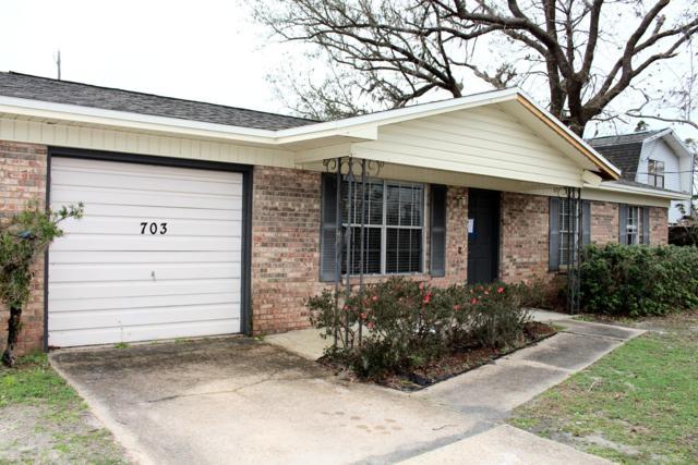 703 W 10th Street, Lynn Haven, FL 32444 (MLS #680088) :: Berkshire Hathaway HomeServices Beach Properties of Florida