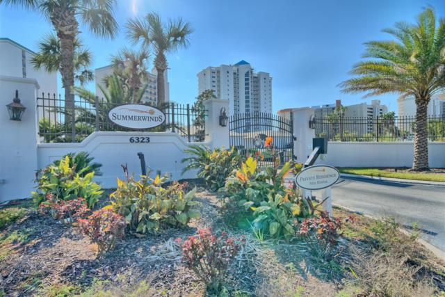 6323 Thomas Drive 601A, Panama City Beach, FL 32408 (MLS #680917) :: Berkshire Hathaway HomeServices Beach Properties of Florida