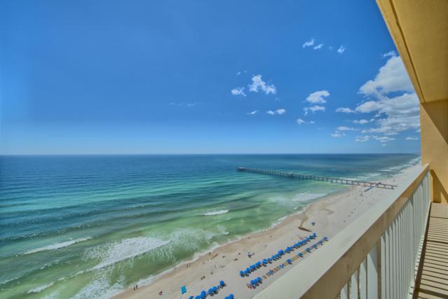 15817 Front Beach Road 2105E, Panama City Beach, FL 32413 (MLS #680955) :: CENTURY 21 Coast Properties