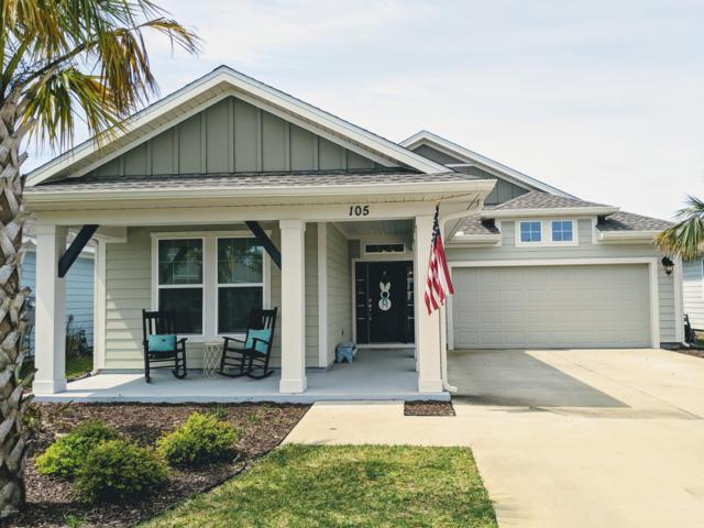 105 Johnson Bayou Drive, Panama City Beach, FL 32407 (MLS #682308) :: Scenic Sotheby's International Realty