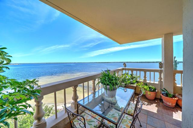 100 Cherry Street #701, Panama City, FL 32401 (MLS #682618) :: Counts Real Estate Group
