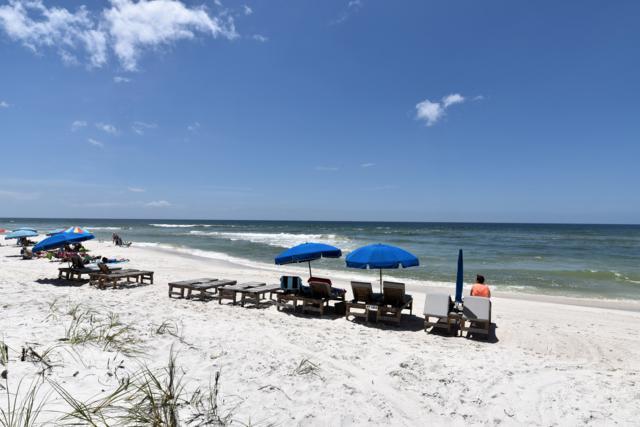 5801 Thomas Drive #411, Panama City Beach, FL 32408 (MLS #683081) :: Counts Real Estate Group