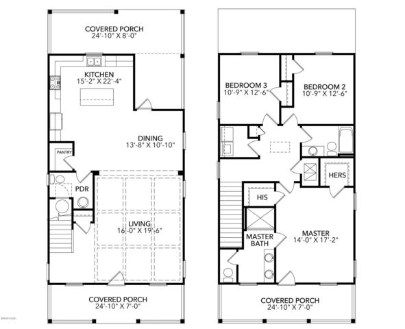 101 Goldfish Court Lot 5113, Port St. Joe, FL 32456 (MLS #683453) :: Counts Real Estate Group