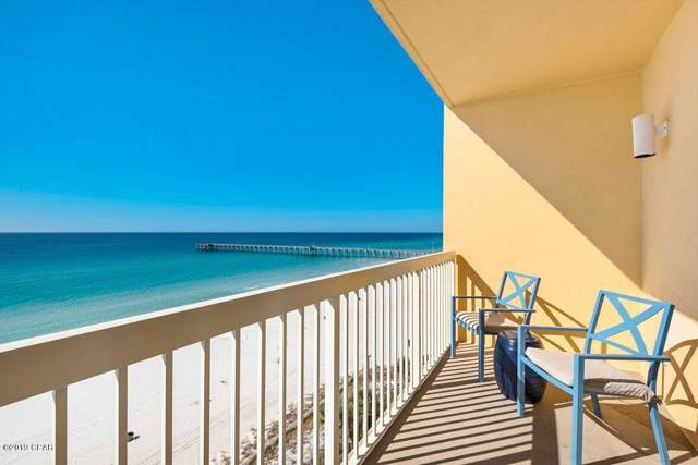 15817 Front Beach Road 2-1703, Panama City Beach, FL 32413 (MLS #683877) :: ResortQuest Real Estate