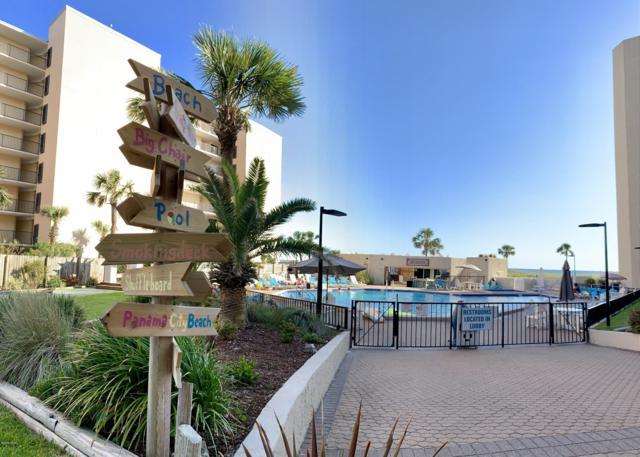 8817 Thomas Drive A709, Panama City Beach, FL 32408 (MLS #683933) :: Counts Real Estate Group