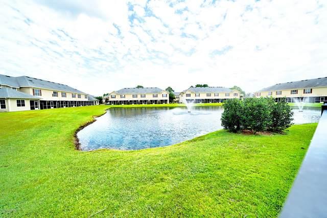 1507 Baldwin Rowe 1507 Circle #1507, Panama City, FL 32405 (MLS #684287) :: Team Jadofsky of Keller Williams Realty Emerald Coast