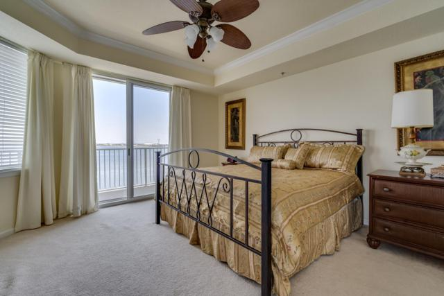 6500 Bridge Water 806 Way #806, Panama City Beach, FL 32407 (MLS #684446) :: Counts Real Estate Group