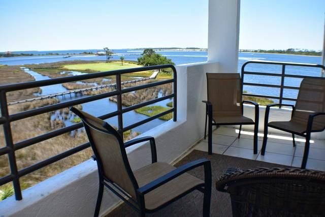 4600 Kingfish Lane #509, Panama City Beach, FL 32408 (MLS #685812) :: Counts Real Estate Group, Inc.