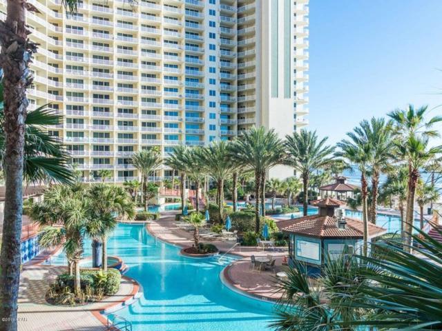 9900 S Thomas Drive #311, Panama City Beach, FL 32408 (MLS #685953) :: Keller Williams Emerald Coast