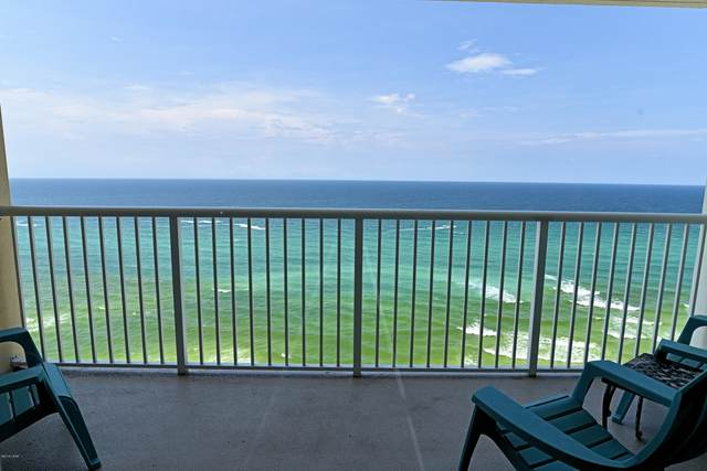 10811 Front Beach Road #1507, Panama City Beach, FL 32407 (MLS #687215) :: Counts Real Estate Group