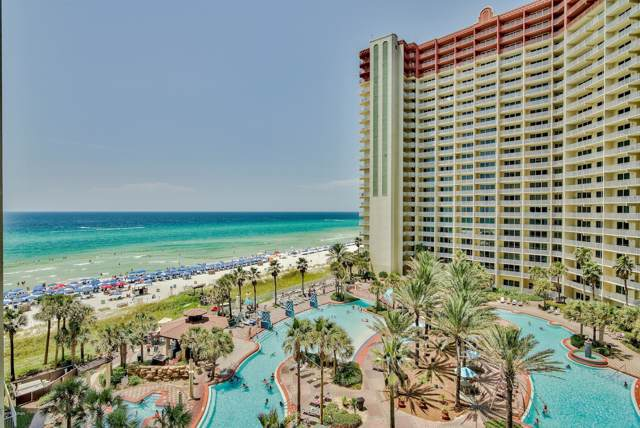 9900 S Thomas Drive #724, Panama City Beach, FL 32408 (MLS #687523) :: Counts Real Estate Group, Inc.