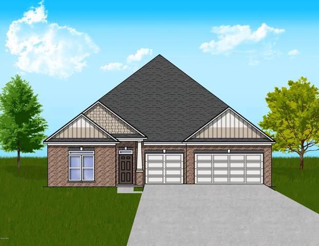 132 Martingale Loop, Lynn Haven, FL 32444 (MLS #688508) :: Counts Real Estate Group