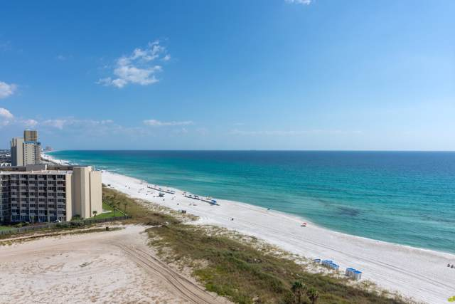 9450 S Thomas Drive C 1000, Panama City Beach, FL 32408 (MLS #688905) :: ResortQuest Real Estate