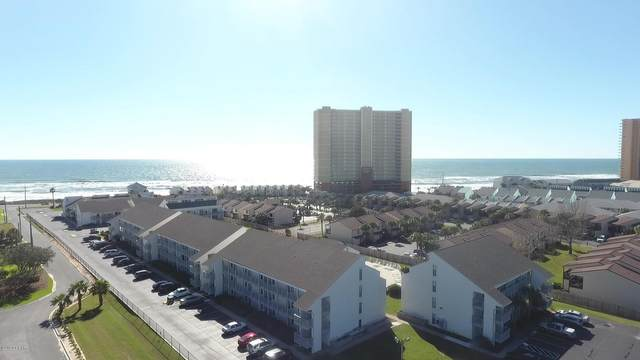 17614 Front Beach Road F11, Panama City Beach, FL 32413 (MLS #689375) :: Team Jadofsky of Keller Williams Success Realty