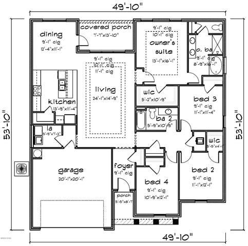 241 Grafton Street Lot 1520, Southport, FL 32409 (MLS #690265) :: Team Jadofsky of Keller Williams Success Realty