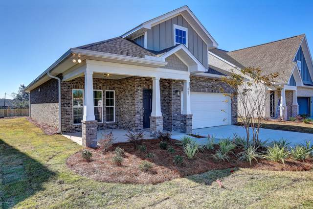1007 W 10th Court, Panama City, FL 32401 (MLS #690386) :: EXIT Sands Realty