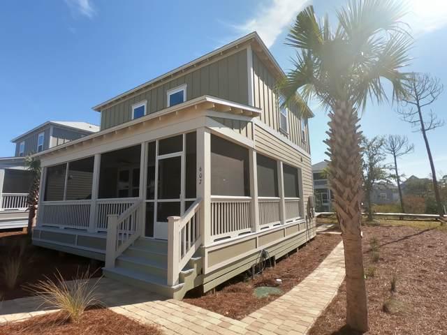 607 Tide Water Drive Lot 5115, Port St. Joe, FL 32456 (MLS #690581) :: ResortQuest Real Estate