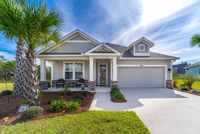 241 Blue Sage Road, Panama City Beach, FL 32413 (MLS #690699) :: CENTURY 21 Coast Properties