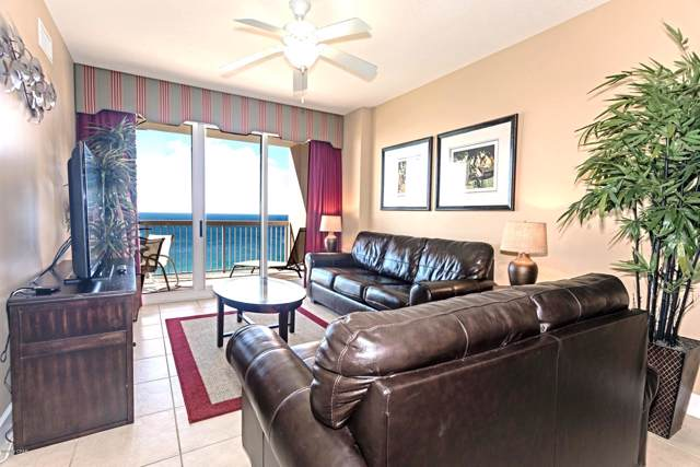 14825 Front Beach Road #2102, Panama City Beach, FL 32413 (MLS #690781) :: ResortQuest Real Estate