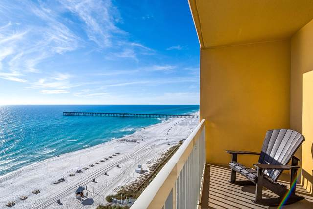 15817 Front Beach Road 1-1005, Panama City Beach, FL 32413 (MLS #691190) :: Counts Real Estate Group