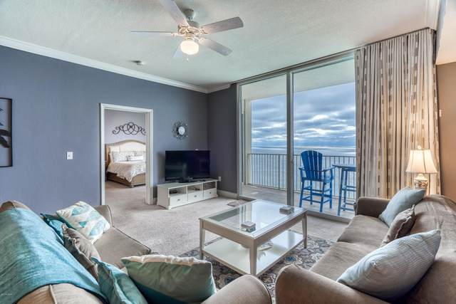16819 Front Beach Road #2602, Panama City Beach, FL 32413 (MLS #691333) :: Counts Real Estate Group