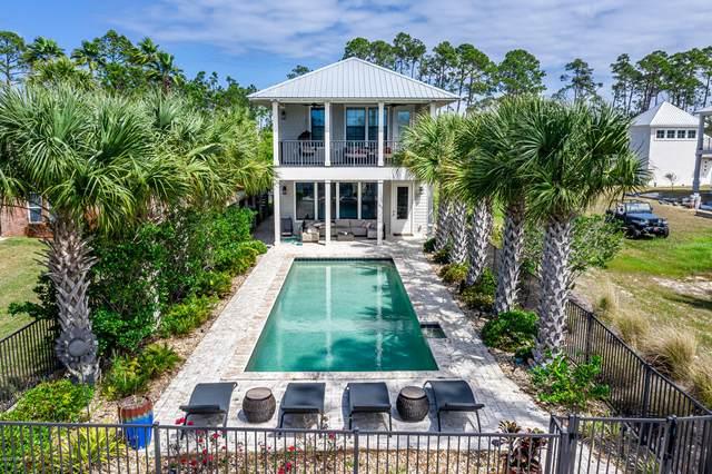 7933 N Lagoon Drive, Panama City Beach, FL 32408 (MLS #691967) :: Counts Real Estate Group