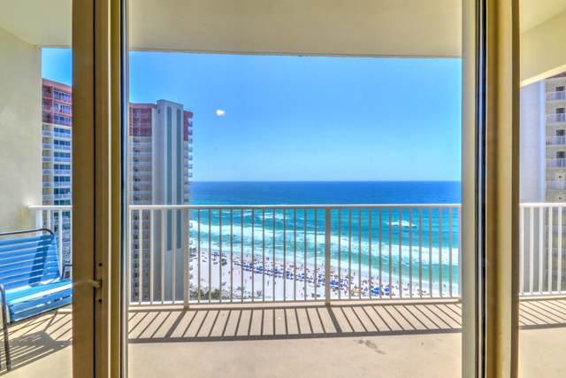 9900 S Thomas Drive #1114, Panama City Beach, FL 32408 (MLS #692470) :: Berkshire Hathaway HomeServices Beach Properties of Florida