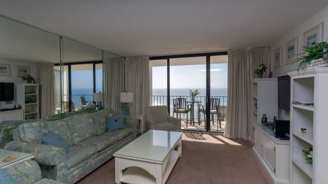 11619 Front Beach Road #709, Panama City Beach, FL 32407 (MLS #692670) :: Counts Real Estate Group