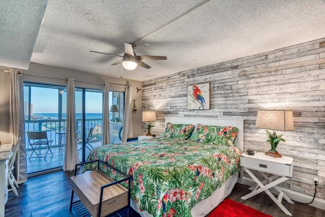 5801 Thomas Drive #726, Panama City Beach, FL 32408 (MLS #692853) :: Team Jadofsky of Keller Williams Success Realty