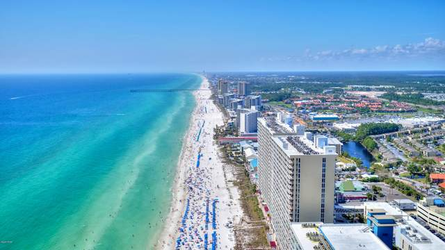 10901 Front Beach Road #410, Panama City Beach, FL 32407 (MLS #693193) :: Counts Real Estate Group