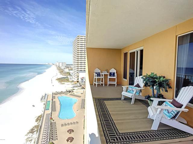 5004 Thomas Drive #803, Panama City Beach, FL 32408 (MLS #693521) :: Counts Real Estate Group