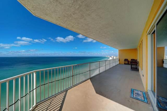 5004 Thomas Drive #1501, Panama City Beach, FL 32408 (MLS #694341) :: Counts Real Estate Group, Inc.