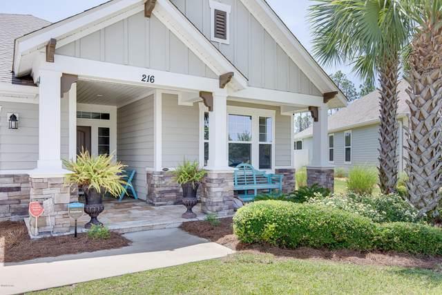 216 Johnson Bayou Drive, Panama City Beach, FL 32407 (MLS #694608) :: EXIT Sands Realty